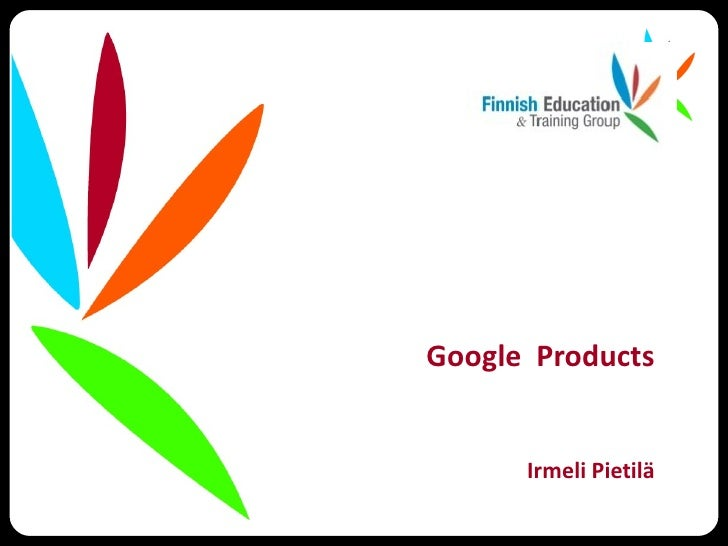 Google docs tvtcs2012