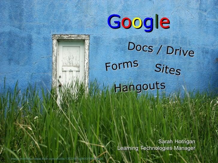 Google                                                                    Docs / Dr                                       ...