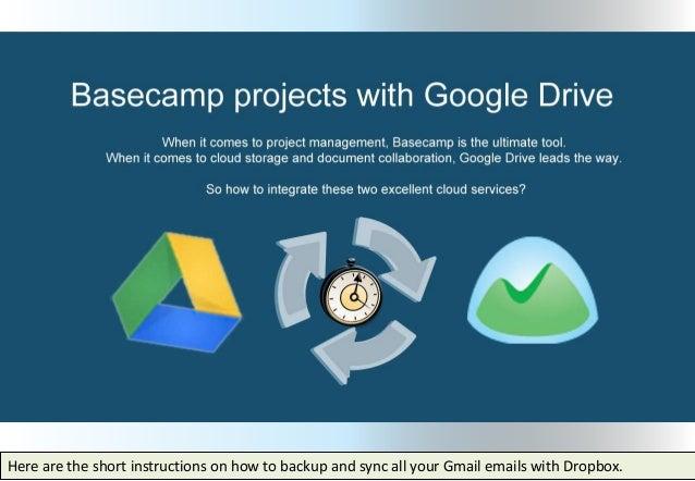 Integrate Google Drive and Basecamp