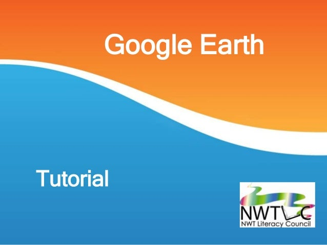Google EarthTutorial
