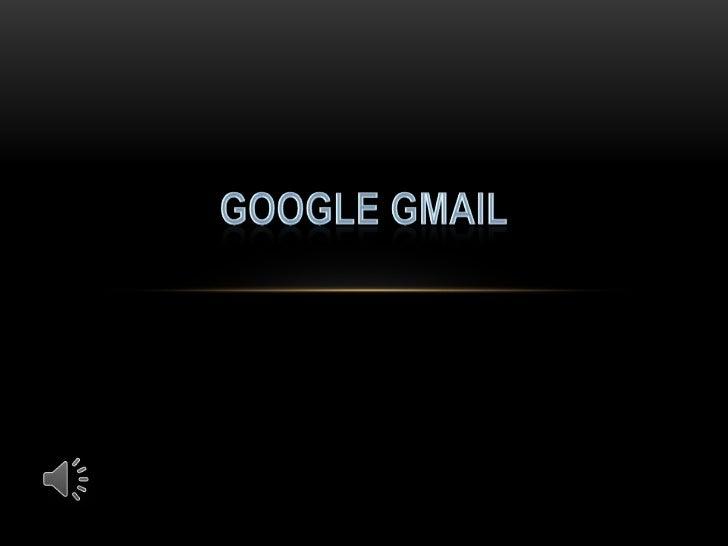 Google Gmail<br />