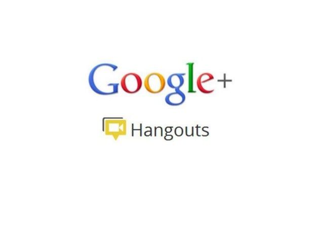 Google+ Hangouts Tutorial