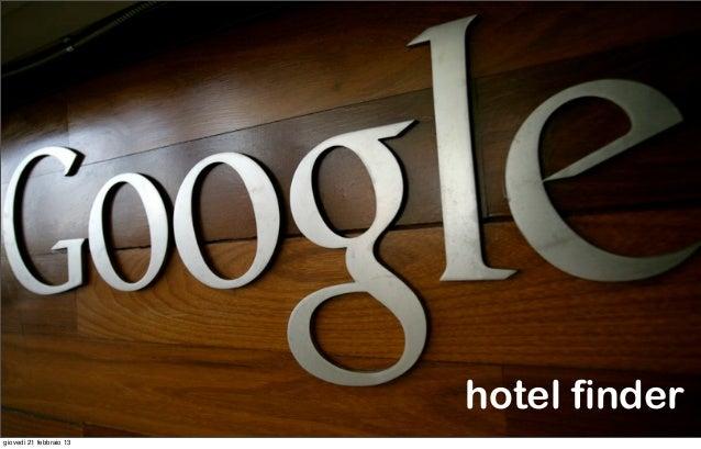Googlehotelfinder