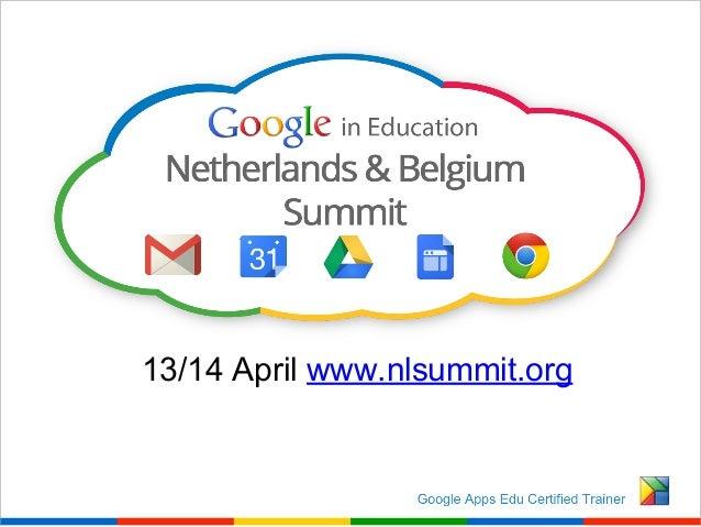 13/14 April www.nlsummit.org