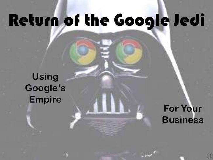 Google Jedi Master