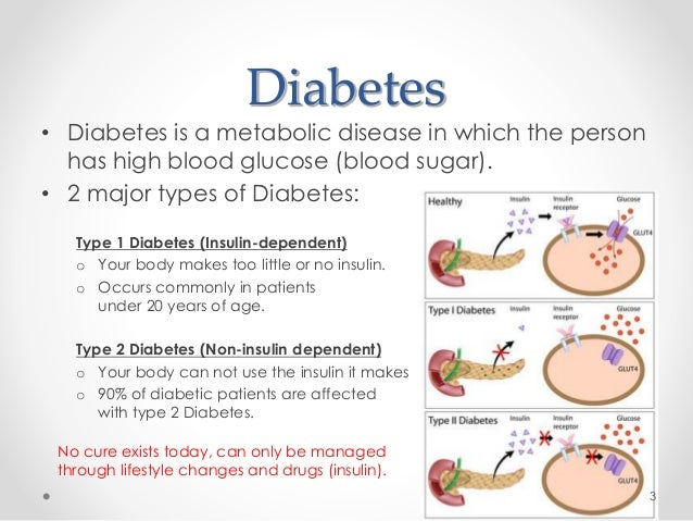 disease report type 1 diabetes Rates of new diagnosed cases of type 1 and type 2 diabetes are increasing among youth in the united states, according to a report, incidence trends of type 1 and type 2 diabetes among youths, 2002-2012, published today in the new england journal of medicine.