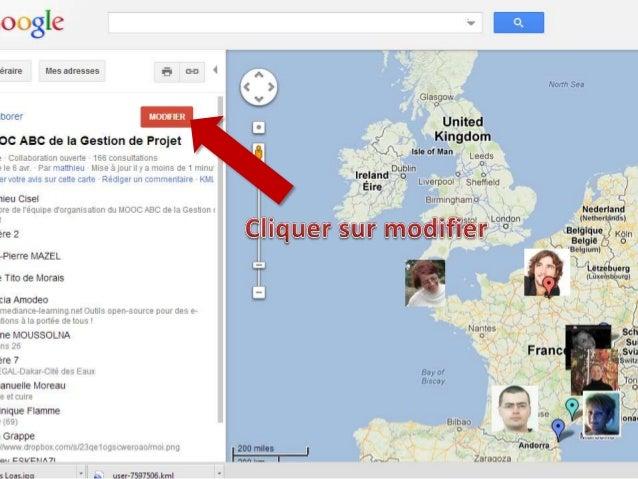 Google map, photos