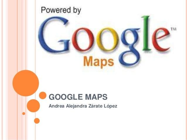 Google maps aazl