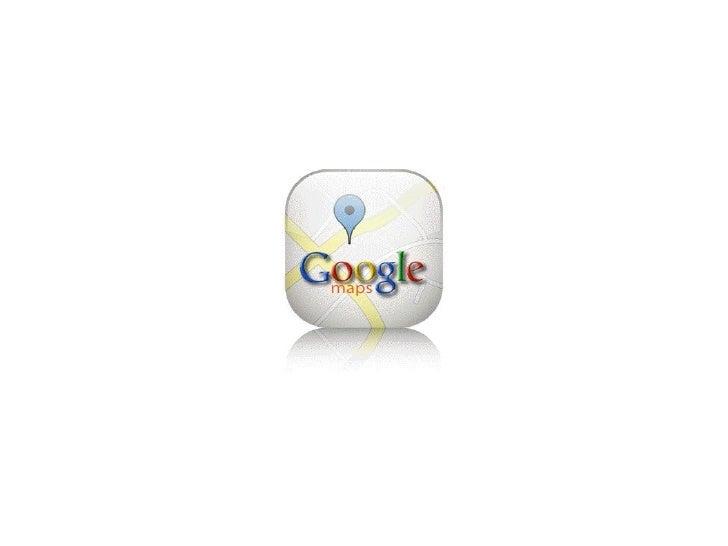 Google maps componentes