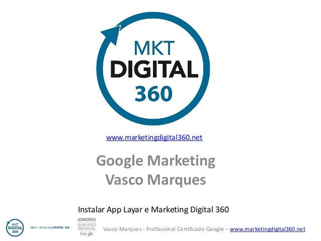 Google marketing digital 360
