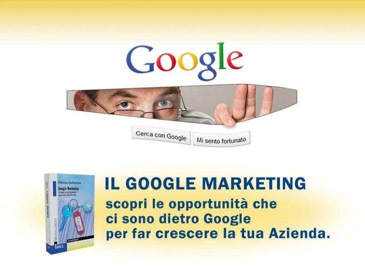 Google Marketing Short Intro