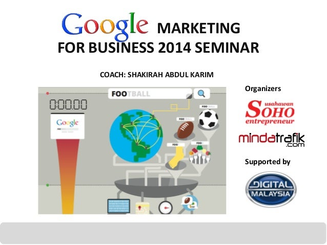 Google Marketing Strategy 2014 | 12 MUST USE FREE tools for Business