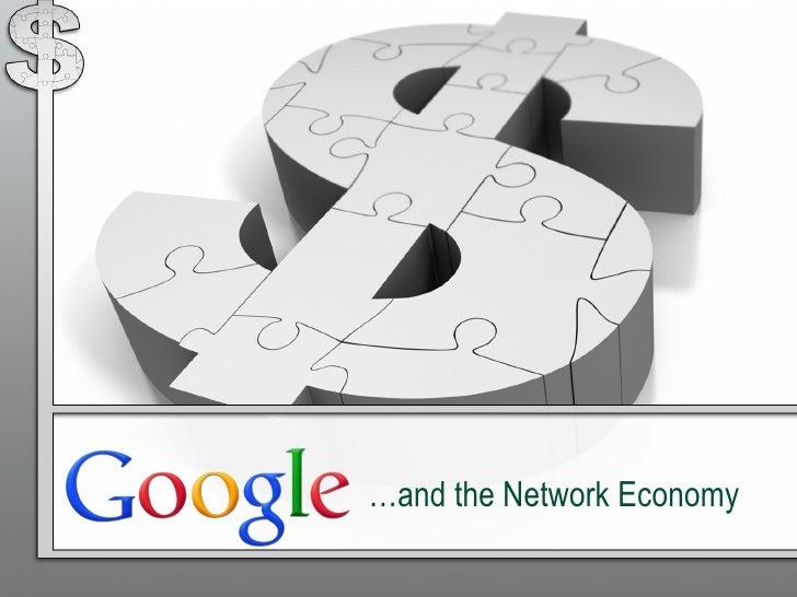 Google Network Economy