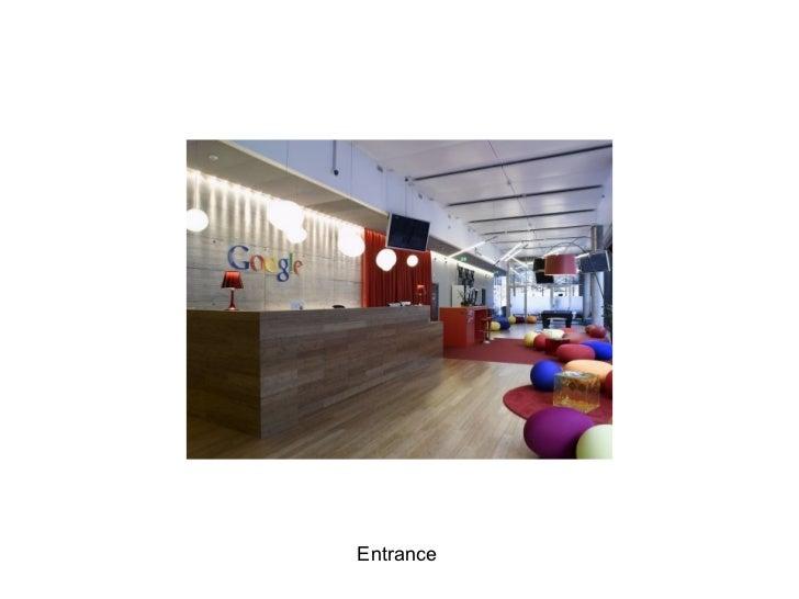 Google Offices Zurich
