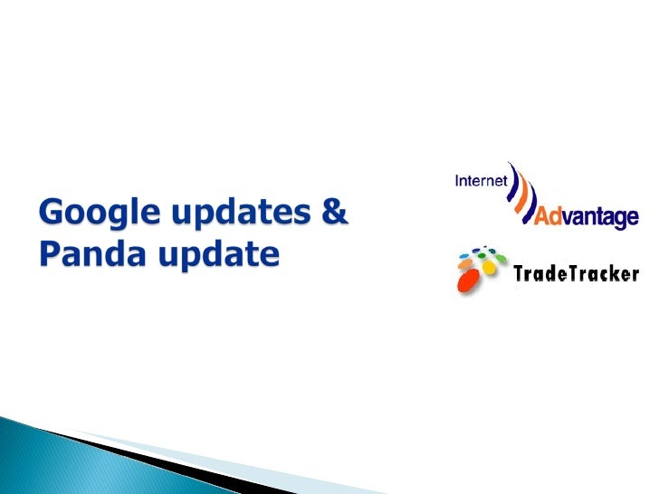 Google panda update   internet advantage
