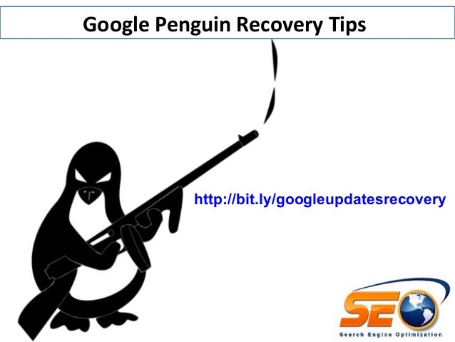 Google Penguin Recovery Tips http://bit.ly/googleupdatesrecovery