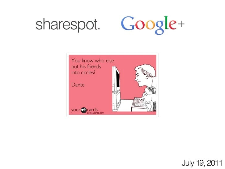 sharespot.             July 19, 2011