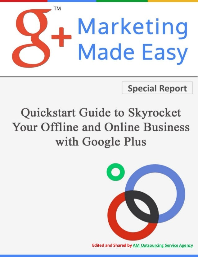 Google plus_Special report