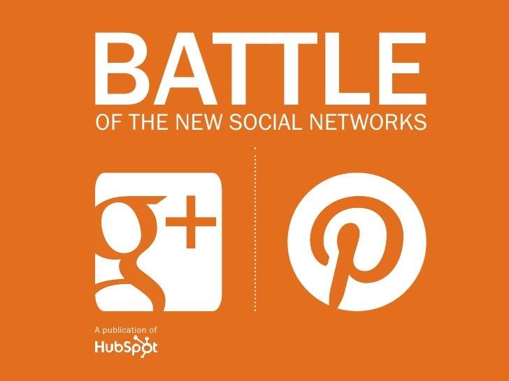 Google plus vs Pinterest - where should you market your business?