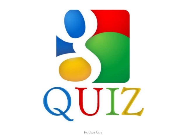 google quizzes and tests