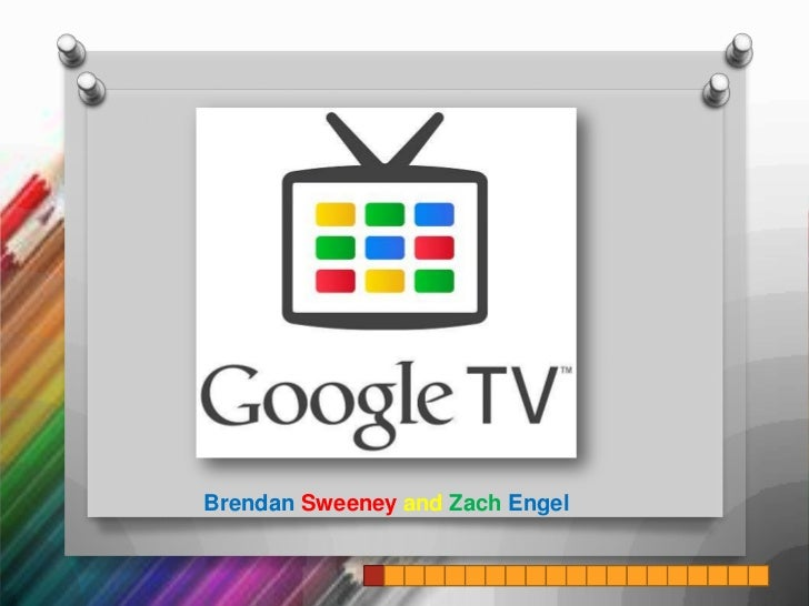 Google TV Powerpoint