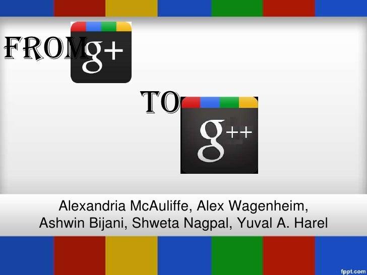 Google+v2 ashwin
