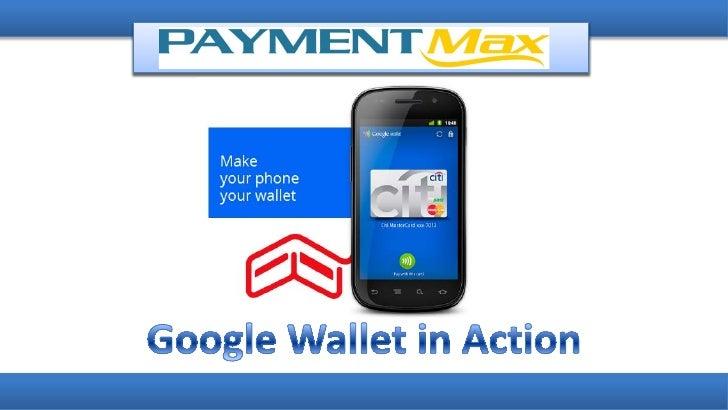 Google wallet merchant credit card services
