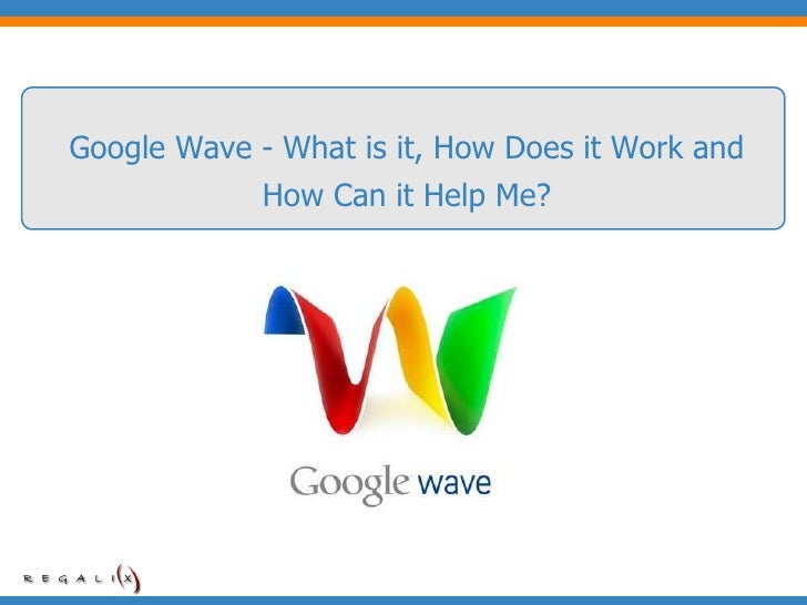 Google Wave Basics