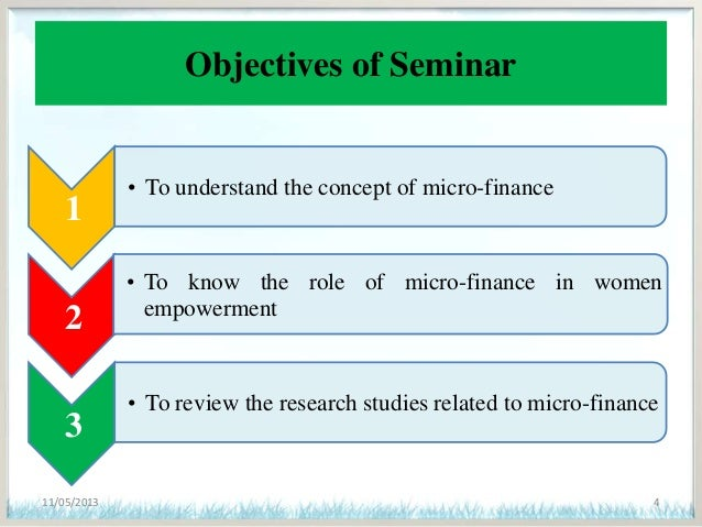 microfinance and women empowerment thesis Role of microfinance institutions in women empowerment: a case study of akhuwat, pakistan huma rehman role of microfinance in women empowerment.