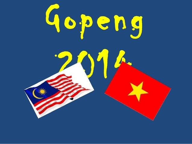 Gopeng 2014