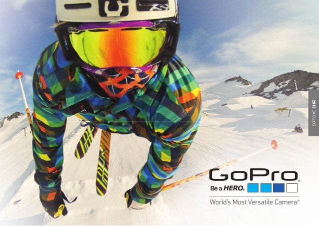 GoPro Hero3 Catalogue