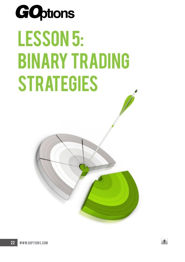 Binary option history