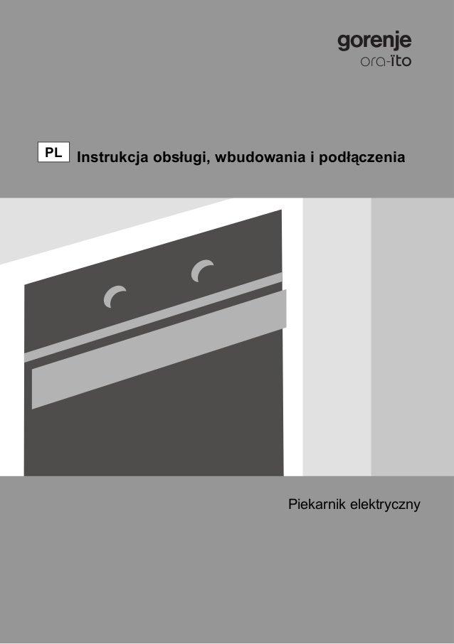 Gorenje Rk63393 E Инструкция По Применению
