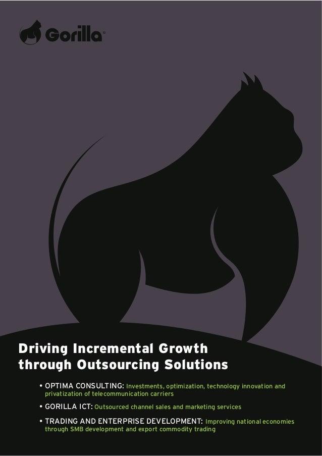 Gorilla corporate brochure2013
