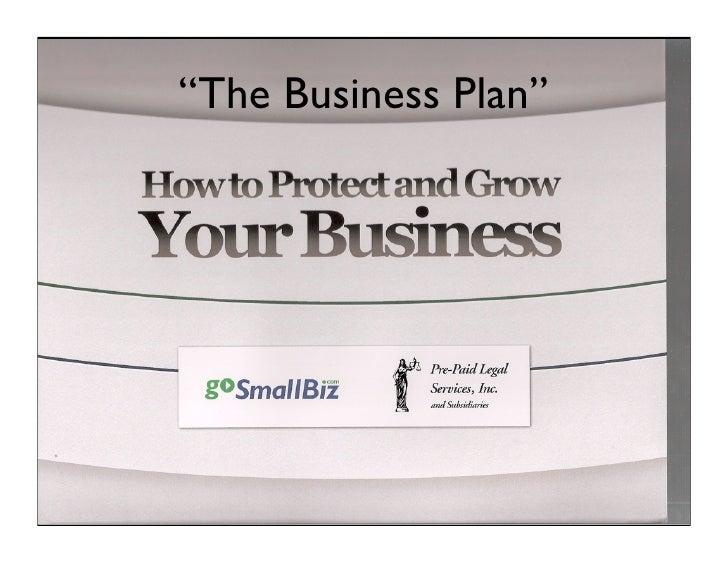 Limo Business Plan