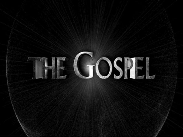 Gospel Message (Why you need a Savior)