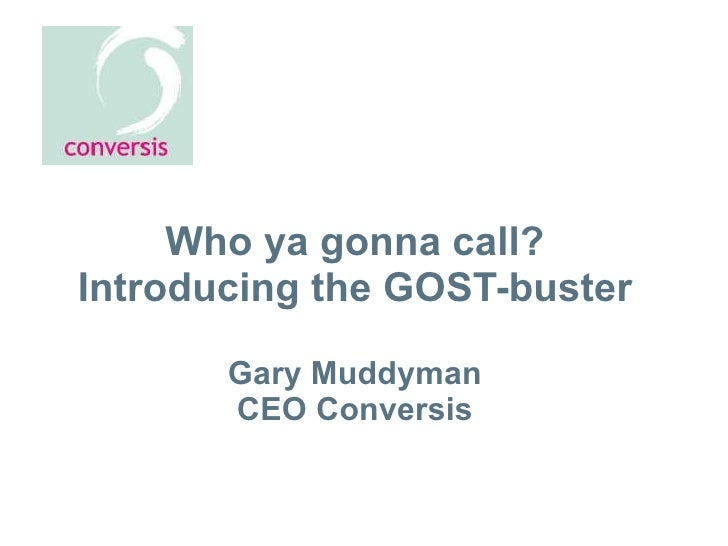 GOST-buster! New consumer segmentation tool helps companies succeed abroad