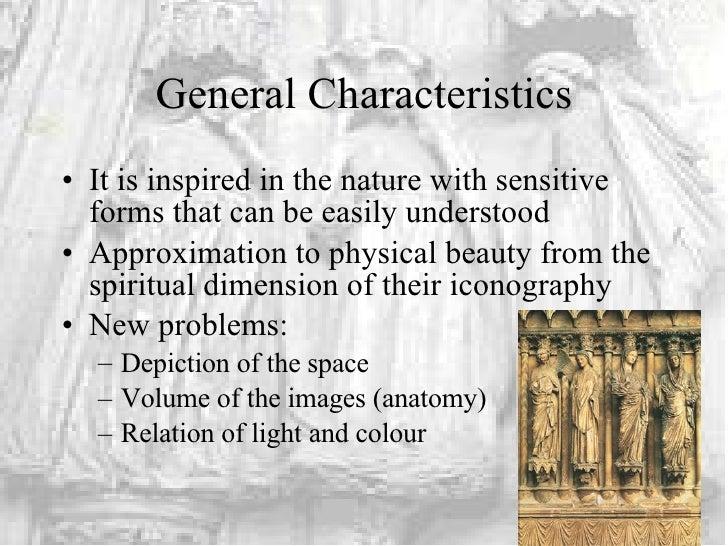 the main characteristics of romanesque art What are the main characteristics of romanesque architecture - the handy art history answer book.