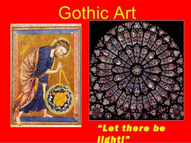 """Gothic Art""""Let there belight!"""""""