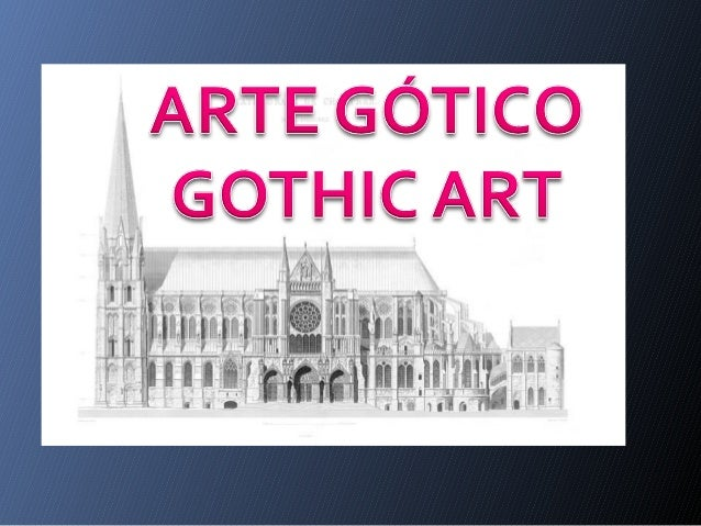Gothic style began in the middle of 12th century in France, and then spread all over Europe. El estilo Gótico comenzó a me...