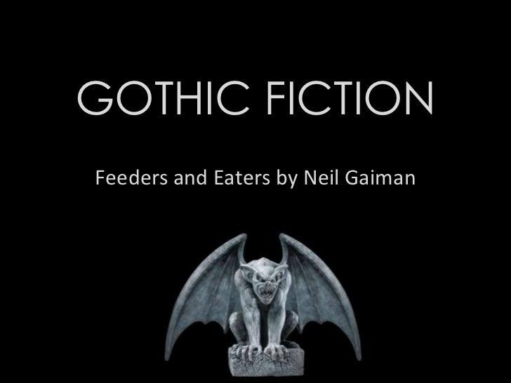Writing gothic fiction