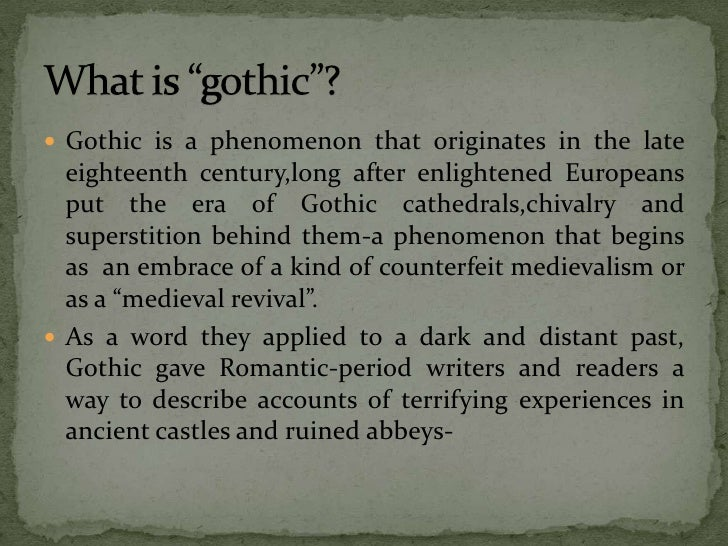 """the influence of genre gothic novel Influenced by matthew lewis'sthe monk, espronceda not only uses gothic  conventions  used in this sense, """"gothic"""" fiction is the fiction of the haunted  castle,."""