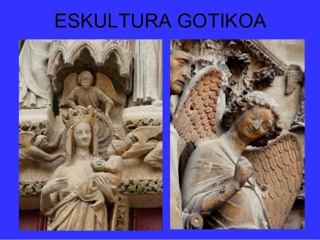 Eskultura Gotikoa