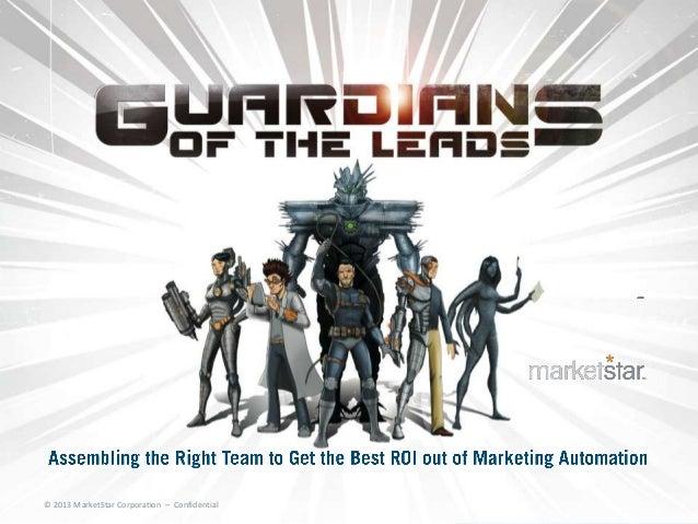 Guardians of the Leads Webinar