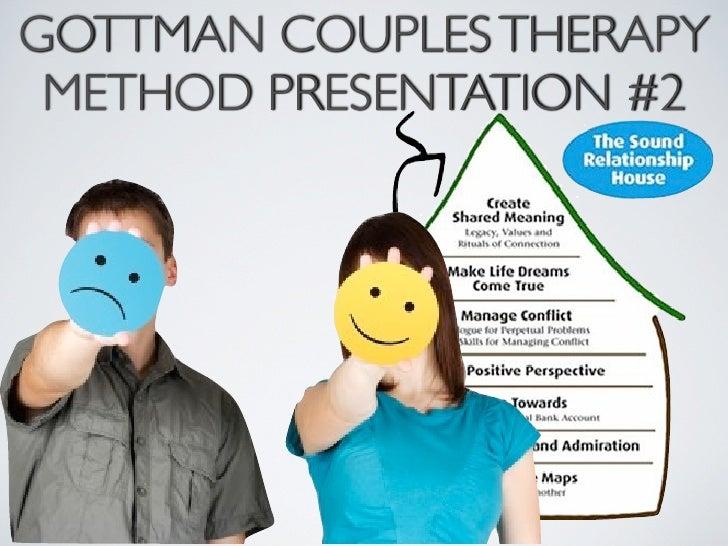 Gottman Presentation Sound Marital House