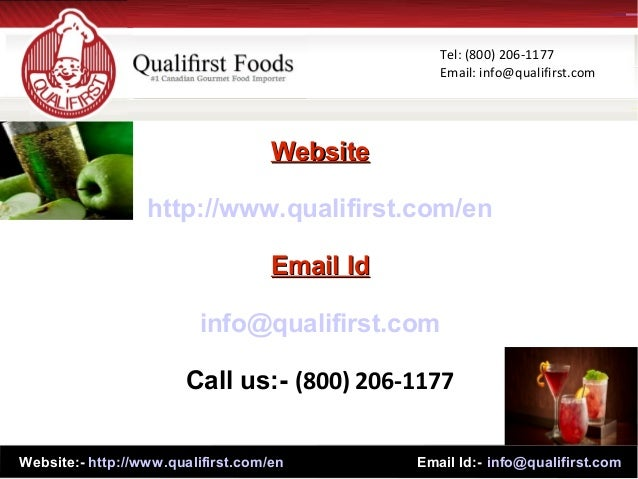 Tel: (800) 206-1177 Email: info@qualifirst.com WebsiteWebsite http://www.qualifirst.com/en Email IdEmail Id info@qualifirs...