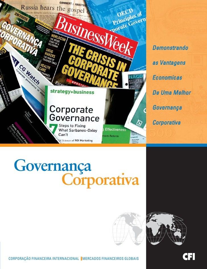 Governanca Corporativa Ifc