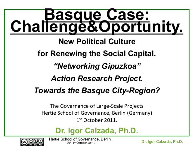 New Political Culture at Hertie School of Governace > The Governance of large_scale_projects_calzada