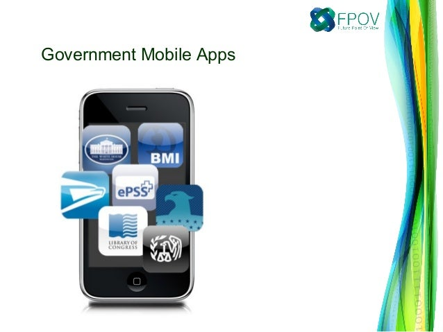 Government Mobile Apps