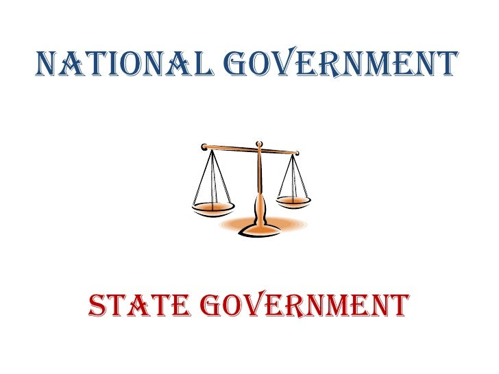 National Government<br />State Government<br />